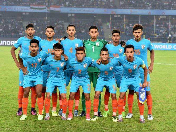 Impressed FIFA official tells India to focus on future