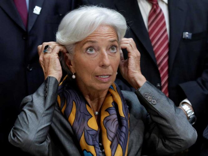 Indian economy on very solid track, says IMF chief Lagarde