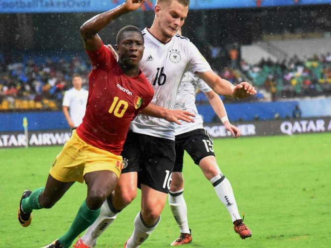 Germany look to raise their game