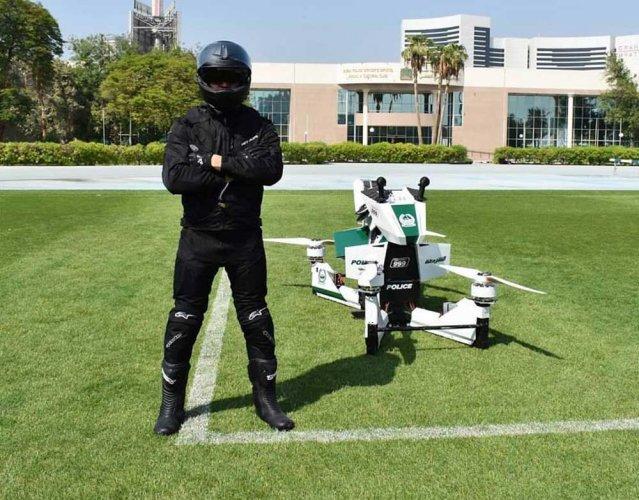 'Star Wars'-style hoverbikes to assist Dubai police in law enforcement soon