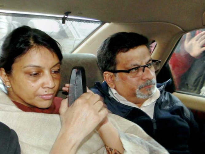 Talwars likely to go to Nupur's father's place after release
