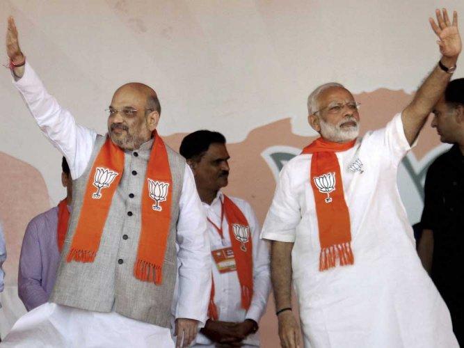 Guj polls battle of prestige for BJP: Shah