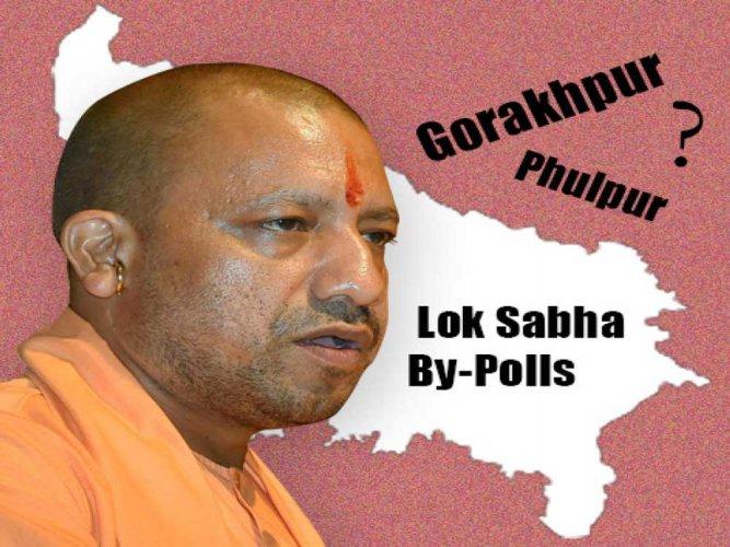 Lok Sabha bypolls in UP: acid test for Yogi