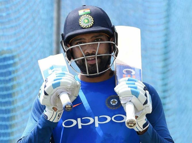 Playing as a unit is the key: Rohit