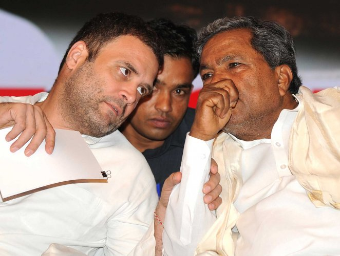 Rahul revamps Cong K'taka unit ahead of assembly poll