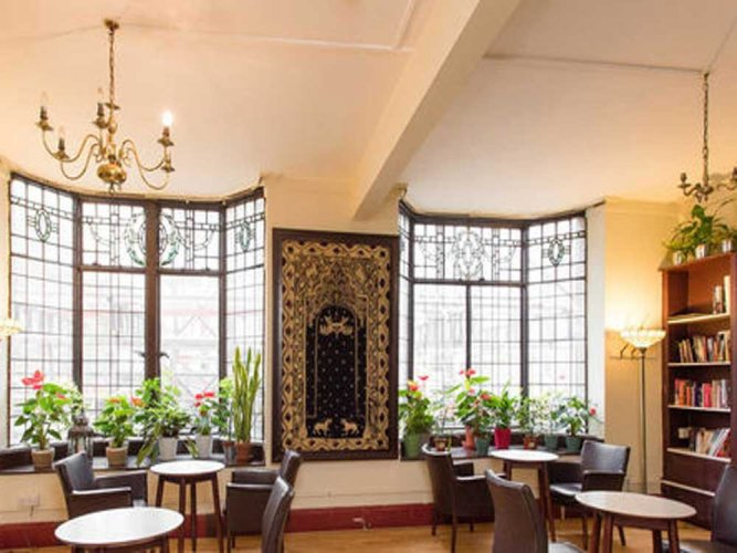 Renovation plans for London's historic India Club cook up storm