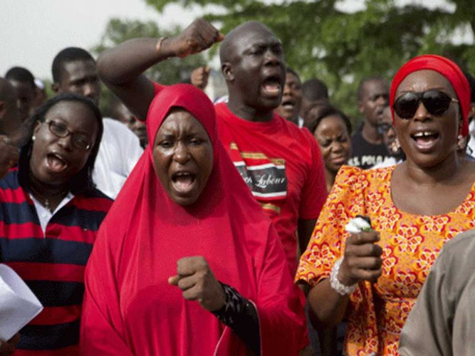 At least 29 killed in central Nigeria violence