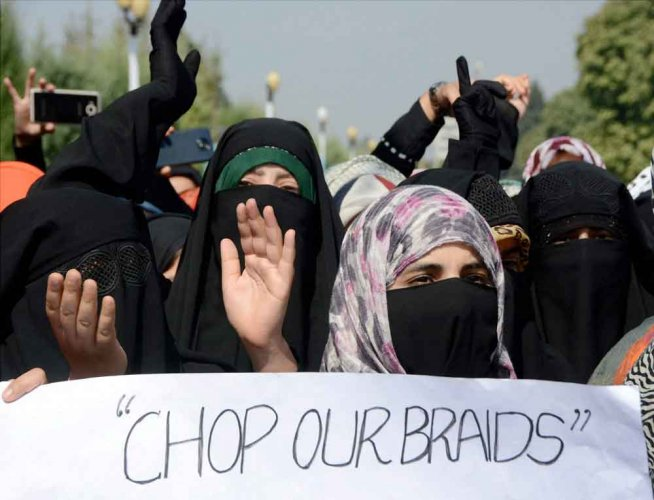 No let-up in braid-chopping incidents in Kashmir