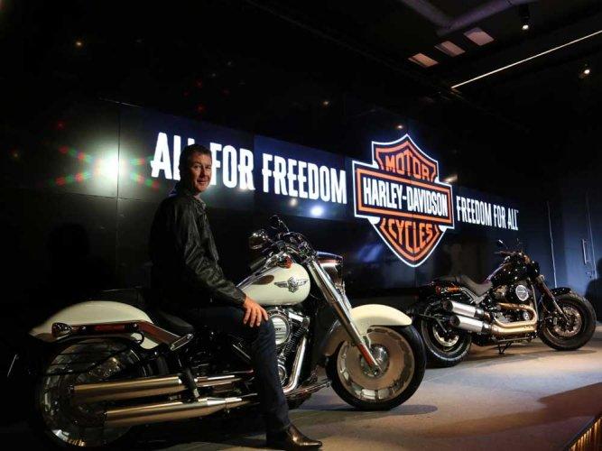 Harley-Davidson's twin custom revolution