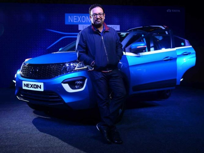 The Tata NEXON is finally here