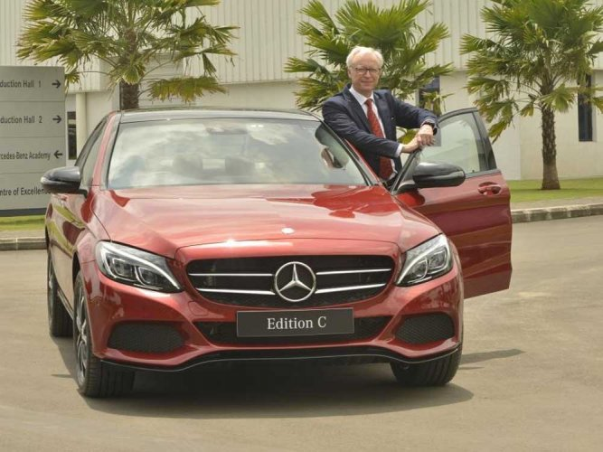 Mercedes adds new Edition C