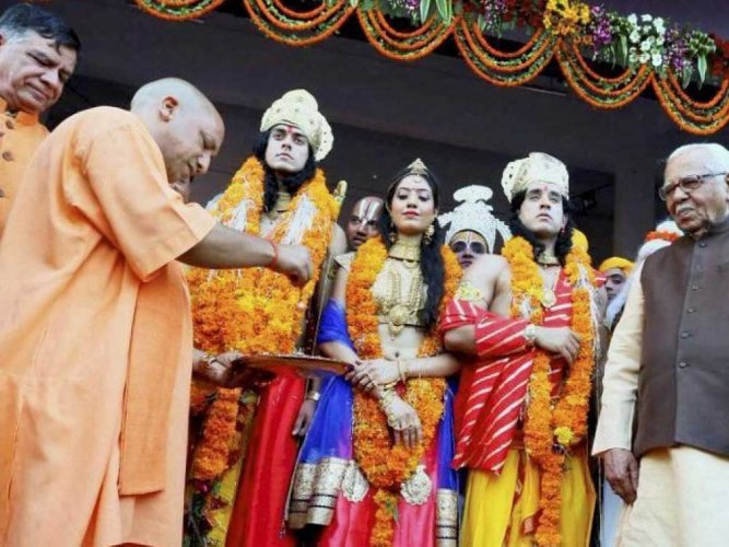 Public money wasted on Ayodhya show: Babri Masjid Action Committee