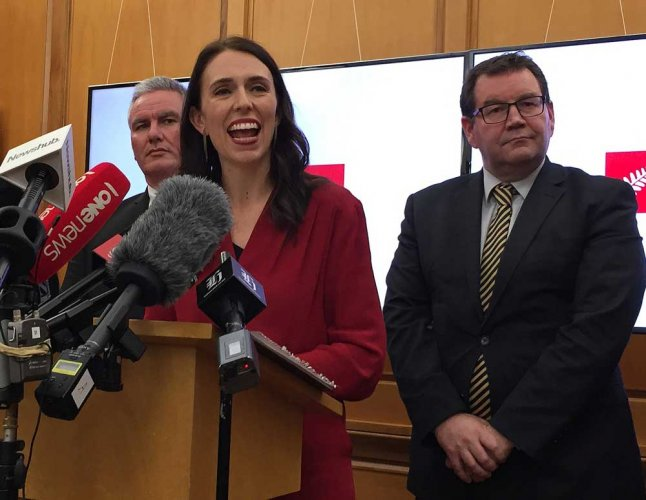 Labour newcomer Ardern to become New Zealand PM
