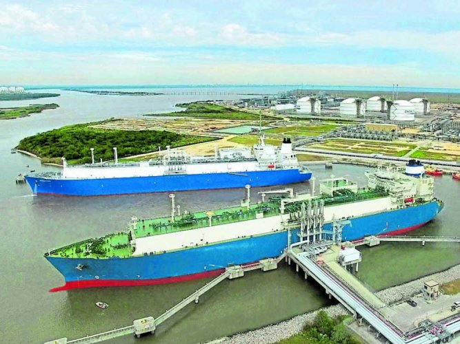 LNG boom in US upsets energy world