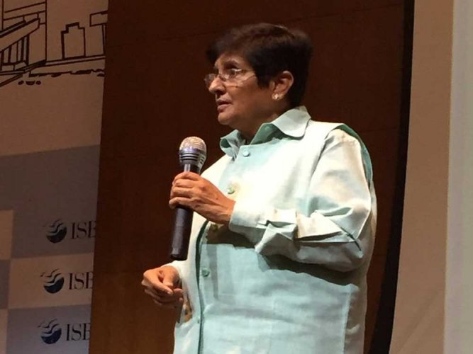 Kiran Bedi shares false video of PM Modi's 'mother', apologises after outrage
