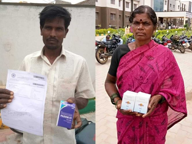 Patients forced to buy medicines outside despite govt's free scheme