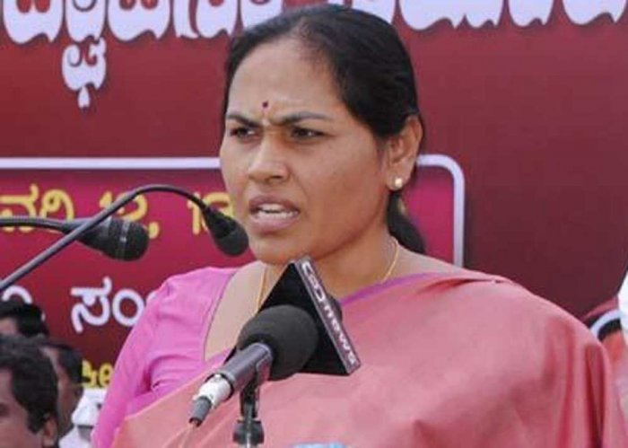 After Hegde, Shobha asks DCs not to include her name in Tipu Jayanti invite