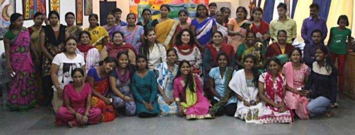 Sisters in arms empower distressed women in UP