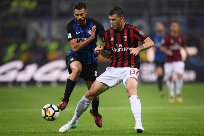 Italy look for some Milan magic