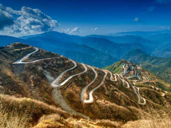 Sikkim tourism industry takes a knock due to Darjeeling stir