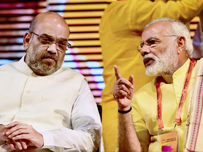 BJP rolls out heavyweights for HP campaign