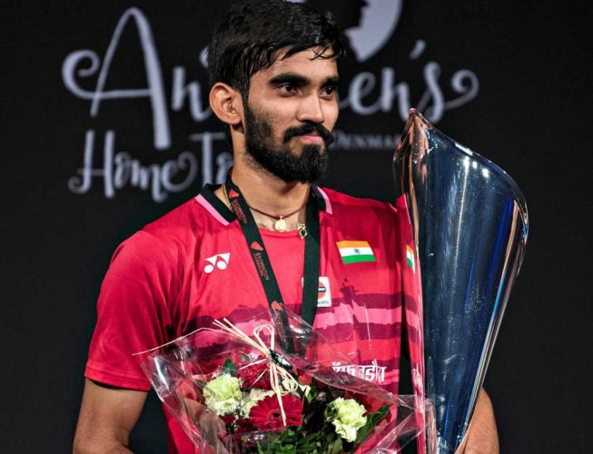 On-song Srikanth looks for consistency