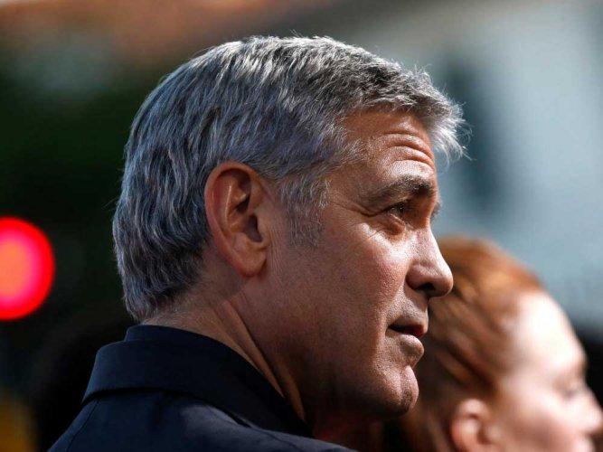 Clooney dismisses Allen's 'witch-hunt' comment on Weinstein