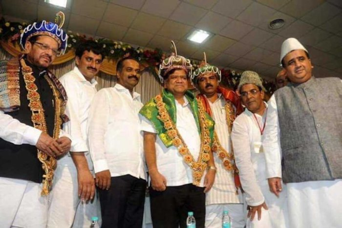 Photo of Shettar 'dressed as Tipu Sultan' goes viral