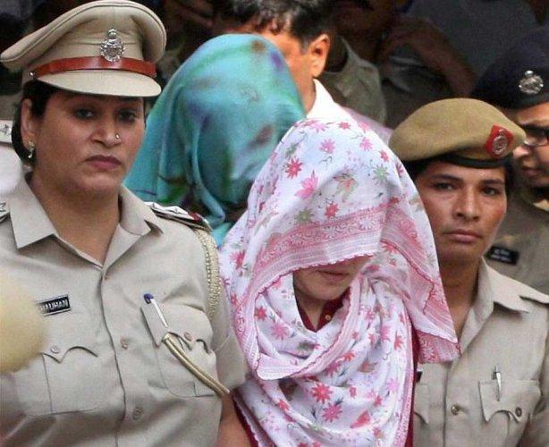Honeypreet Insan's judicial custody extended till Nov 6