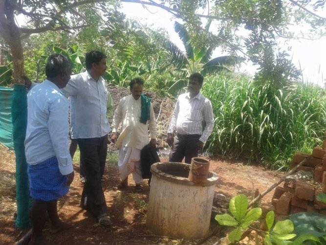 Empowering the farmers