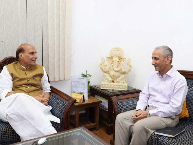 It's like homecoming: Govt's special representative Dineshwar Sharma on Kashmir