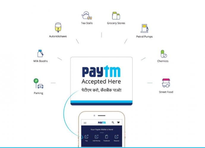 Paytm processes $1.6 bn worth transactions during Diwali season