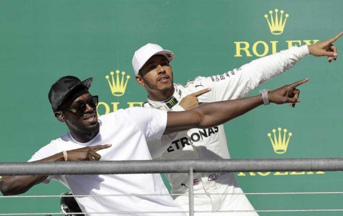 Hamilton moves closer to title with victory