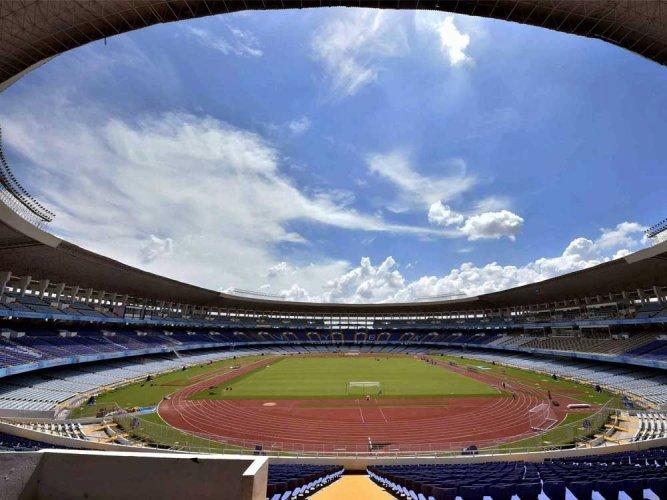 FIFA U-17 Semifinal shifted from Guwahati to Kolkata