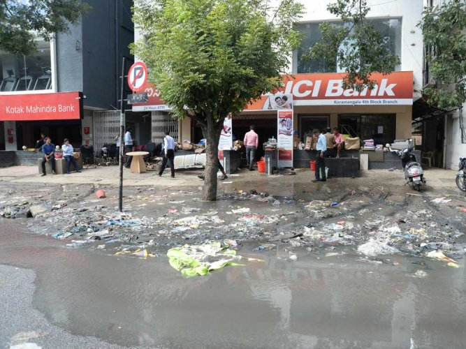 NGT concerned over poor drainage system in city