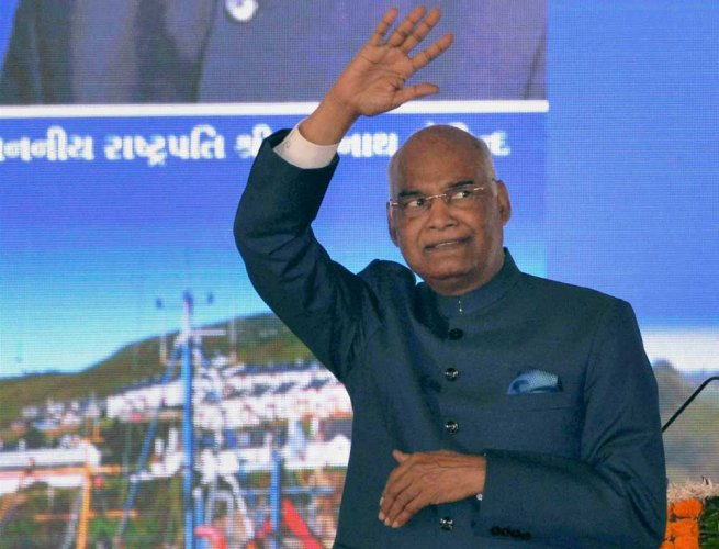 President to arrive in city today