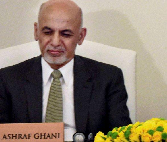 Modi, Ghani resolve to fight terrorism