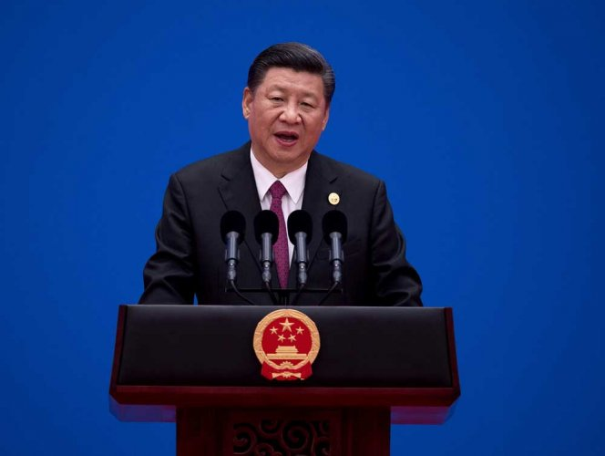 Xi China's most powerful leader since Mao Zedong