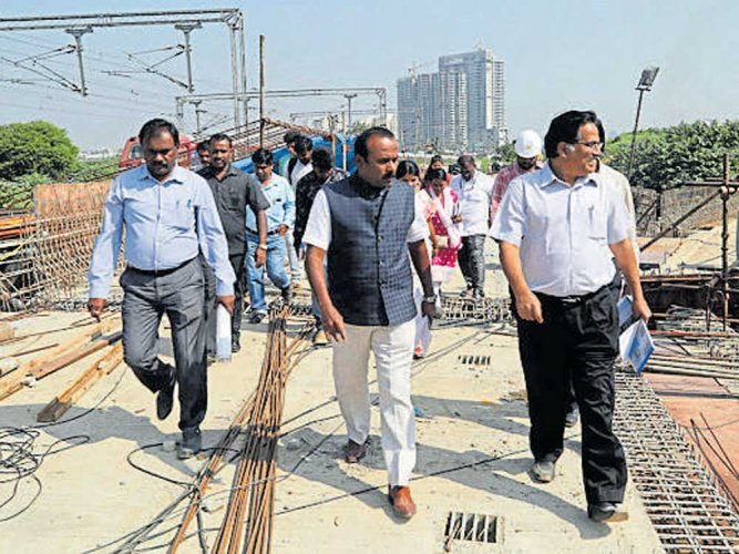First phase of Okalipuram flyover to be ready by December, says mayor