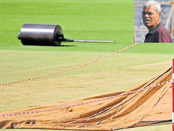 Curator agreed to tamper Pune pitch
