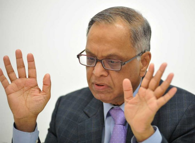 Murthy may pursue questions on 'poor governance' at Infosys