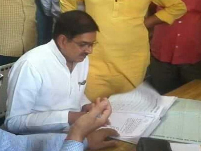 Sidelined by party, BJP legislator threatens to resign