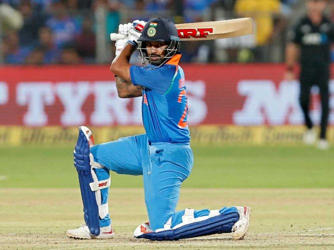 India hit back in style