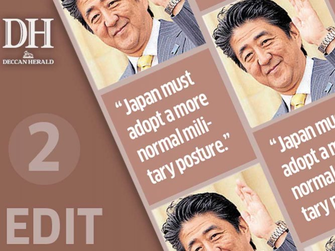 Abe win signals end of Japan's pacifism