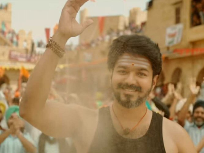 BJP drowns in its own shock and Mersal