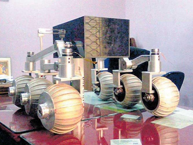 Trials on in full swing for March launch of Chandrayaan-2