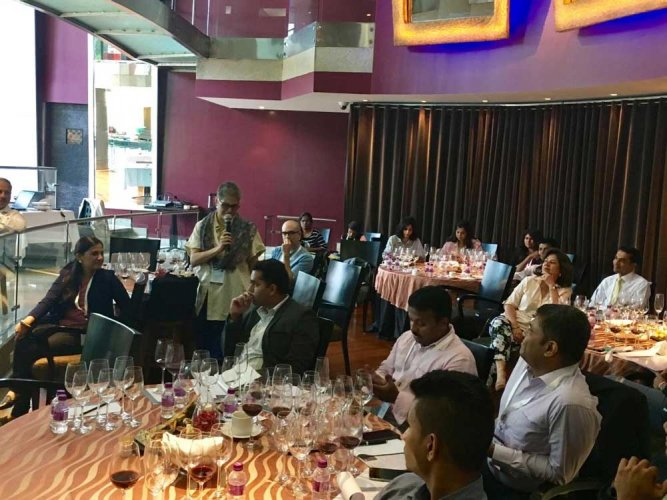 Fruits of Italy in Bengaluru with launch of a new wine club