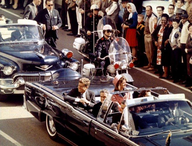 JFK files: British newspaper got mystery call before killing