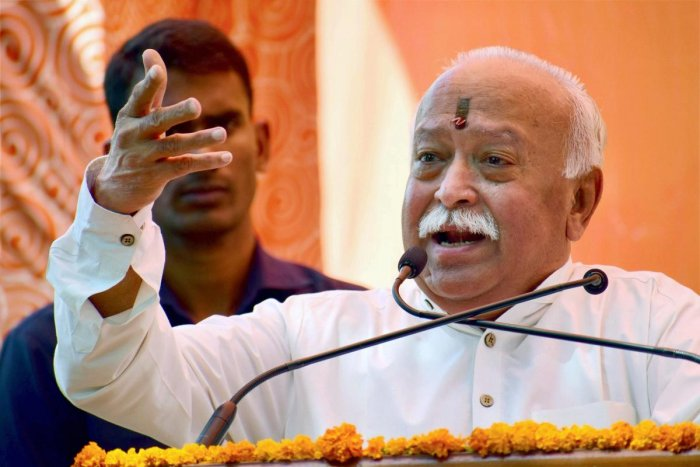 Hindustan is a country of Hindus but doesn't exclude others: RSS chief
