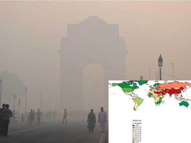 India's crisis: death by foul air